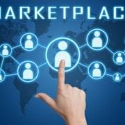 Online markedspladser